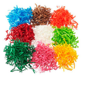 Crinkle-Cut Paper Shreds
